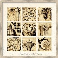 Classical Style Fine-Art Print