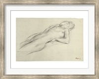 Lying Nude Fine-Art Print