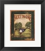 Hole in One Fine-Art Print