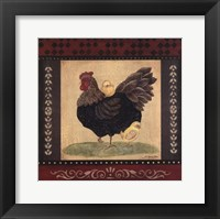 Cottage Hen Fine-Art Print