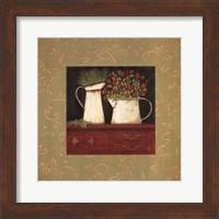 Red Cupboard Fine-Art Print