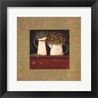 Red Cupboard Fine-Art Print