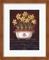 Asian Daphodile Floral Fine-Art Print
