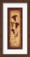 Crimson Blooms I Fine-Art Print