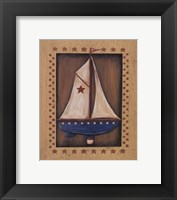 Sailboat Fine-Art Print