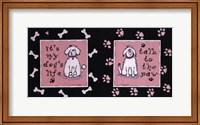 Dog's Life Fine-Art Print