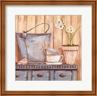 Coastal Cupboard II Fine-Art Print