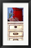 Cape Red I Fine-Art Print