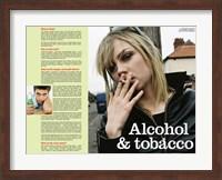 Alcohol & Tobacco Fine-Art Print