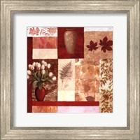 Vase Collage I Fine-Art Print