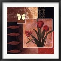 Rose/Butterfly Fine-Art Print