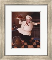 Turkey Chef II Fine-Art Print