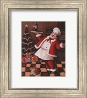 Christmas Chef II Fine-Art Print