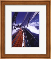 Starboard Spray Fine-Art Print