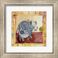 Playful Elephant Fine-Art Print