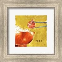 Seafood Rice Fine-Art Print