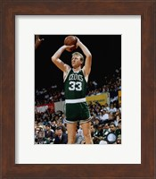Larry Bird Fine-Art Print