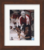 Bernie Parent - In net Fine-Art Print
