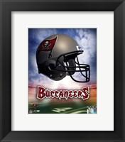 Tampa Bay Buccaneers Helmet Logo Fine-Art Print