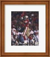 Jerry Rice - Leaping Catch Fine-Art Print