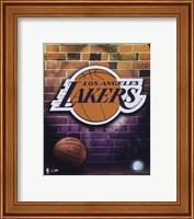 Lakers - 2006 Logo Fine-Art Print