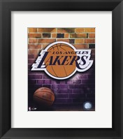 Lakers - 2006 Logo Fine-Art Print
