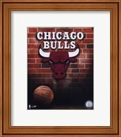 Bulls - 2006 Logo Fine-Art Print