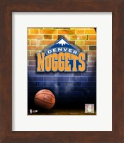 Nuggets - 2006 Logo Fine-Art Print