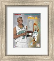 Chris Paul - 2006 Rookie Of The Year Fine-Art Print