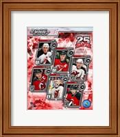 '06 / '07 Devils Team Composite Fine-Art Print