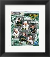 '06 / '07 - Stars Team Composite Fine-Art Print