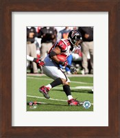 Warrick Dunn - '06 / '07 Action Fine-Art Print