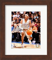 Allen Iverson - '06 / '07 on the court Fine-Art Print