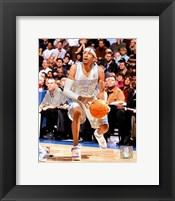 Allen Iverson - '06 / '07 on the court Fine-Art Print