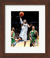 Allen Iverson jumping - '06 / '07 Action Fine-Art Print