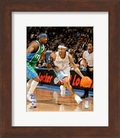 Allen Iverson - '06 / '07 Basketball Action Fine-Art Print