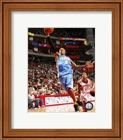 Allen Iverson - '06 / '07 shooting the ball Fine-Art Print
