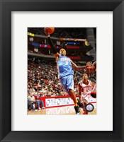 Allen Iverson - '06 / '07 shooting the ball Fine-Art Print