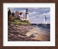 Lighthouse I Fine-Art Print