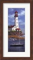 Lighthouse Shoals I Fine-Art Print