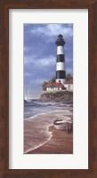 Lighthouse Shoals II Fine-Art Print