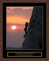 Achievement - Climber Fine-Art Print