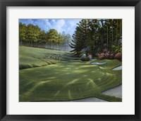 Azalea Hole Golf Course Fine-Art Print