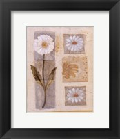 White Flower Montage Fine-Art Print