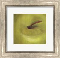 Top Of Green Apple Fine-Art Print