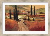 September In Tuscany I Fine-Art Print
