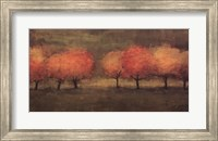 Red Trees II Fine-Art Print