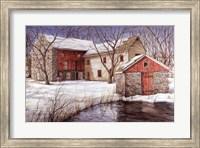 Old Spring House Fine-Art Print