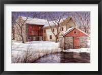 Old Spring House Fine-Art Print