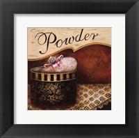 Powder - Mini Fine-Art Print